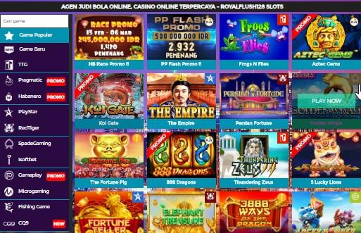 Slots Permainan Slot Online Paling Baik