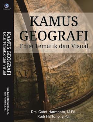 Kamus Geografi Edisi tematik dan Visual