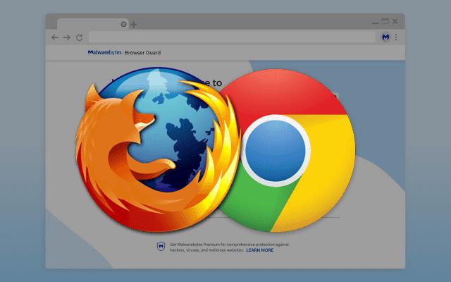 يمكنك الآن حماية نفسك في كروم و  فايرفوكس من الفيروسات بفضل هذه الإضافة من شركة  Malwarebytes المشهورة