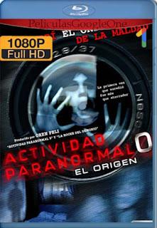 Actividad Paranormal 0: El Origen [2010] [1080p BRrip] [Latino-Inglés] [GoogleDrive]