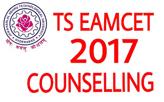 ts eamcet counselling 2017