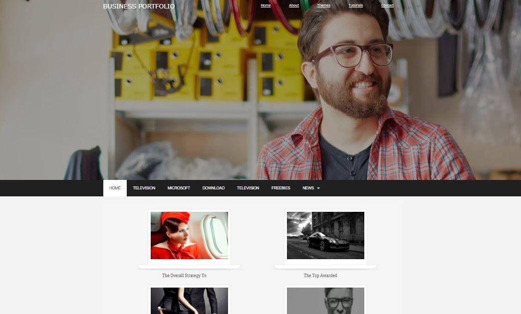 Business-Portfolio-premium-version-responsive-blogger-template-free-download