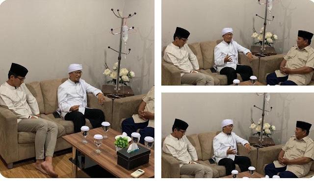 Dukung Prabowo-Sandi, Aa Gym: Indonesia Butuh Pemimpin Berani