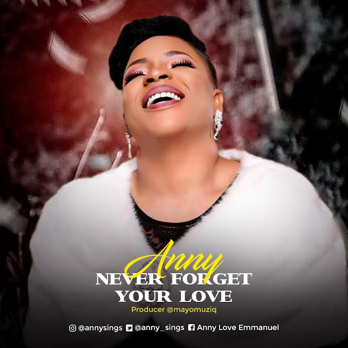 MUSIC: Anny - Never Forget Your Love