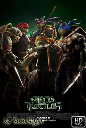 Las Tortugas Ninja (2014) [1080p] [Latino-Ingles] [MEGA]