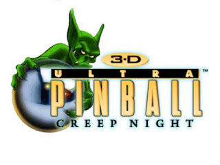 3D Ultra Pinball - Creep Night