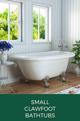 Small-Clawfoot-Bathtubs