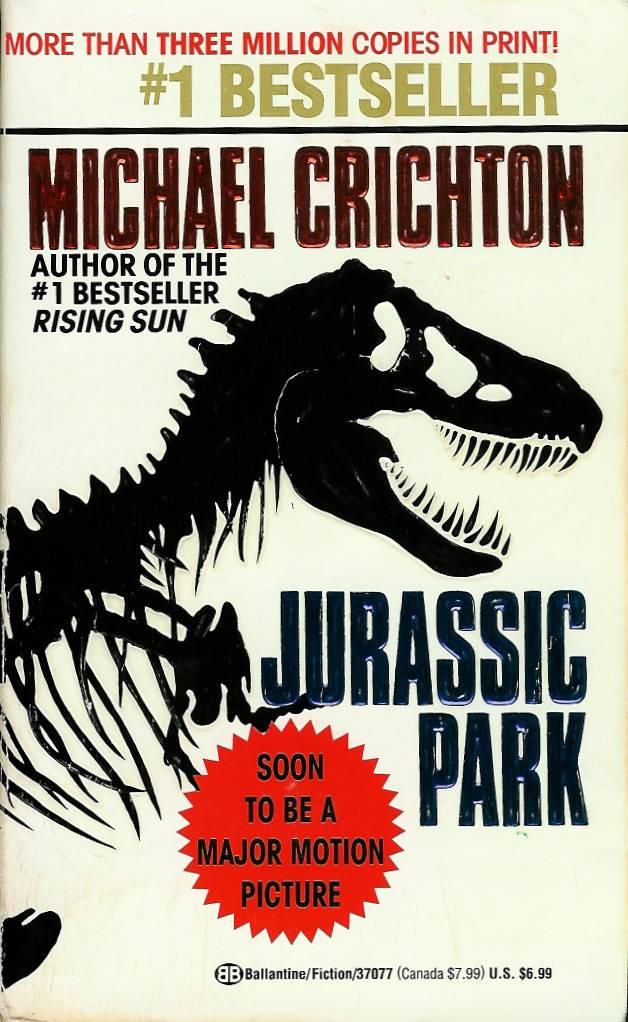 Saturday Matinee Jurassic Park 1993