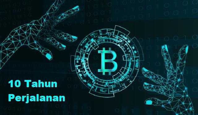 Ulang Tahun ke-10, Bitcoin Mulai Ditinggalkan?