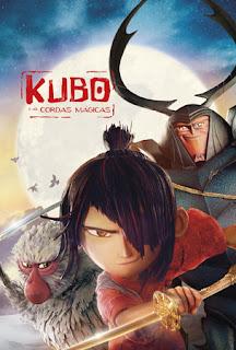 Kubo e as Cordas Mágicas - animação - filme