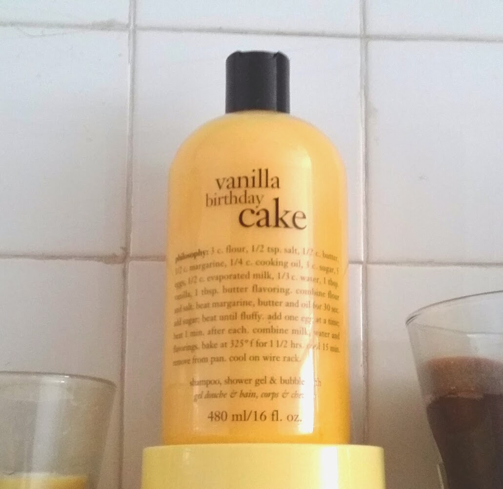 Mille Feuille: Philosophy Vanilla Birthday Cake Shower Gel