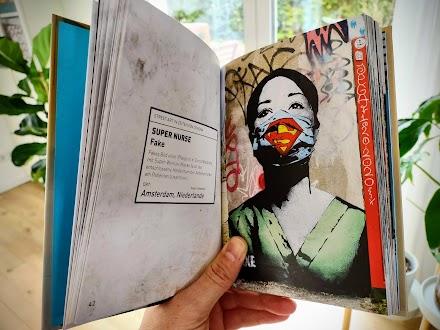 STREET ART IN ZEITEN VON CORONA | Literaturtipp