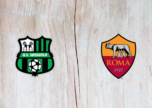 Sassuolo vs Roma -Highlights 03 April 2021