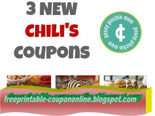 Free Printable Chili's Coupons