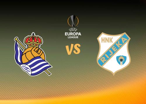 Real Sociedad vs Rijeka  Resumen