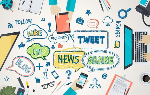 Effective Social Media Presence Characteristics