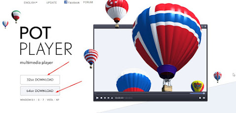 the newcomer best multimedia player streaming internet tv video pot player