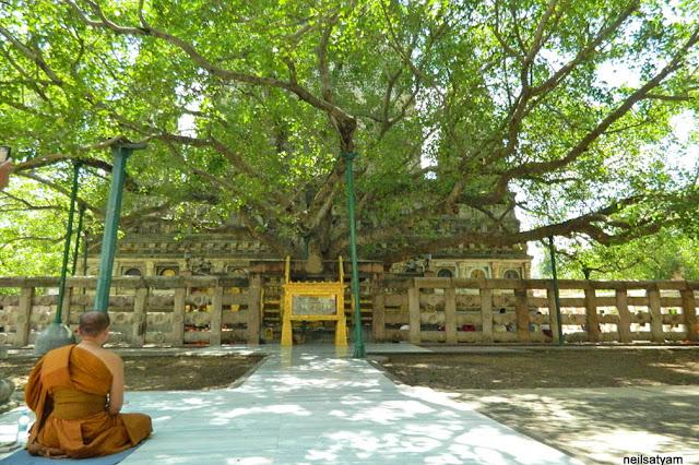 UNESCO World Heritage Sites in Bihar India Bodh Gaya