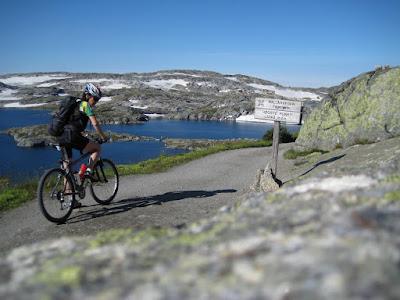 Ciclista, Rallarvegen