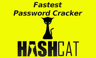 hashcat on Kali Linux