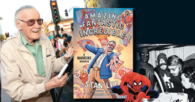 Inicios Comics Stan Lee