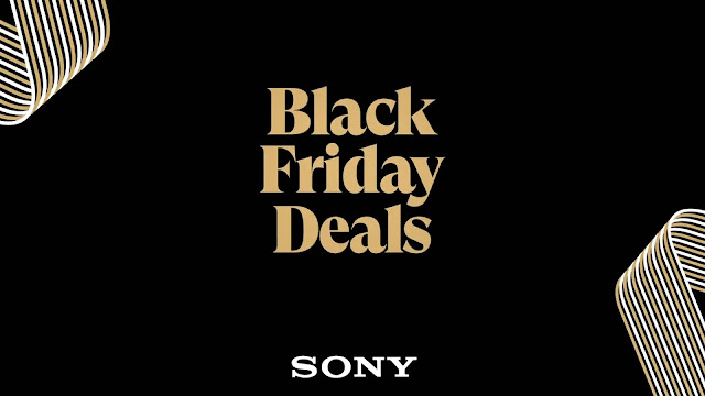 Sony Black Friday Deals 2019