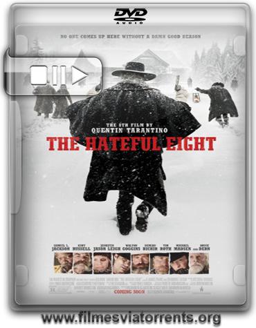 Os Oito Odiados (The Hateful Eight) Torrent - BRRip Legendado (2016)