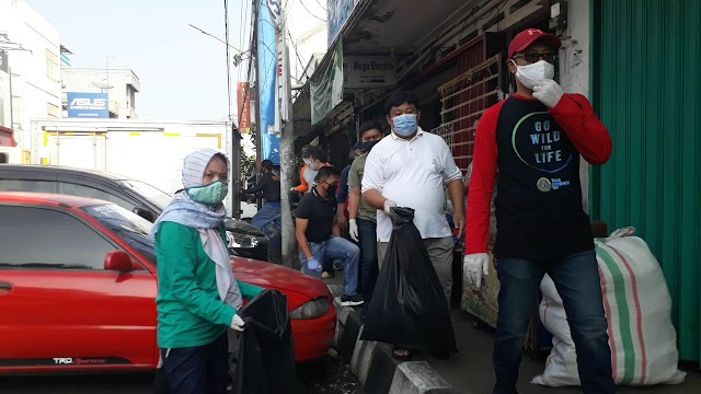 Peduli Lingkungan, Wali Kota Sukabumi Gaungkan World Cleanup Day