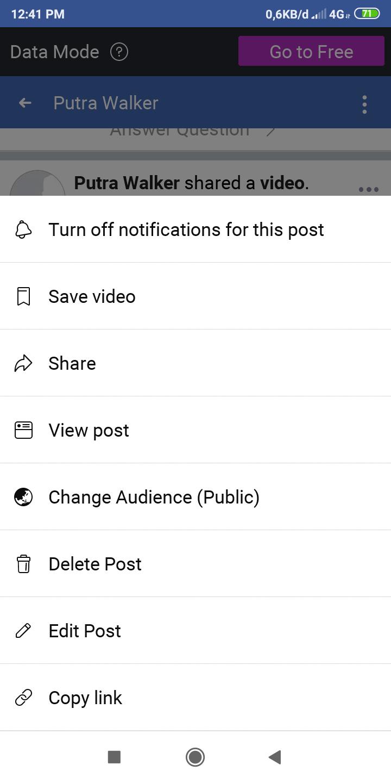 Cara Download Video Dari Facebook Tanpa Aplikasi Terbaru