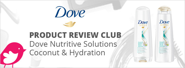 Dove hair care packs for review