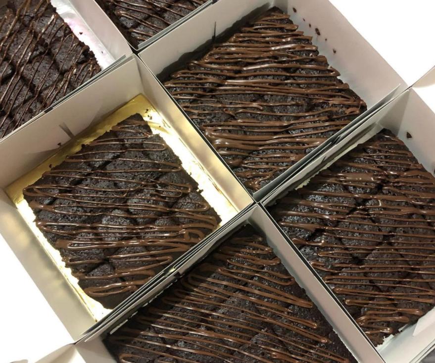 Homebakers dekat KL : Huda beli online cake dari KL