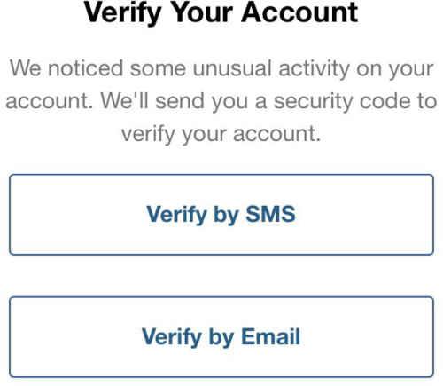 Cara Mengatasi Instagram minta verifikasi kode 6 Digit