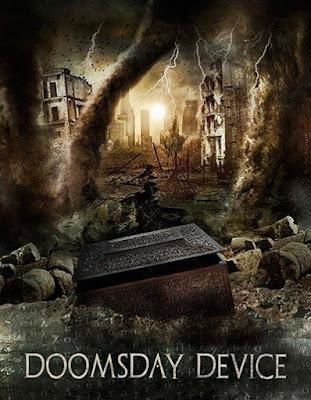 Doomsday Device (TV) 2017 DVD R1 NTSC Sub