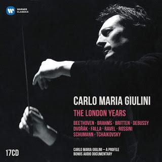 Carlo2BMaria2BGiulini2B 2BThe2BLondon2BYears - Giulini – The London Years - Box Set 17CDs