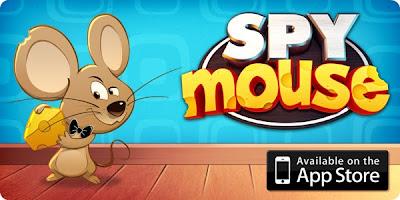 spyMouse_edm.1 Review: Spy Mouse (iPhone e iPad)