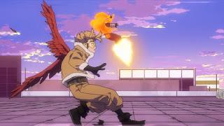ヒロアカ アニメ| ホークス かっこいい Hawks | 鷹見啓悟 Takami Keigo | 僕のヒーローアカデミア My Hero Academia