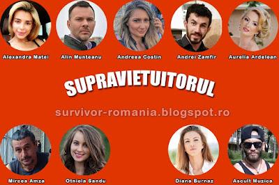 Numele a 9 concurenți din show-ul Supraviețuitorul, care debutează astăzi la Pro TV
