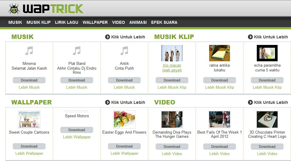 Waptrick Mp3 Music for Android - APK Download