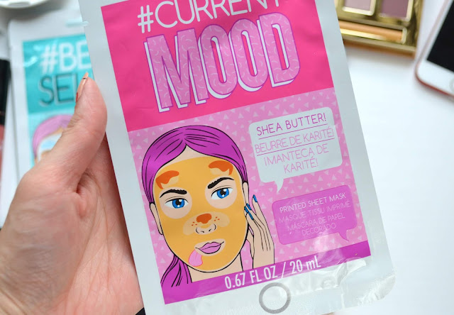 Fashion Angels Sheet Mask Current Mood