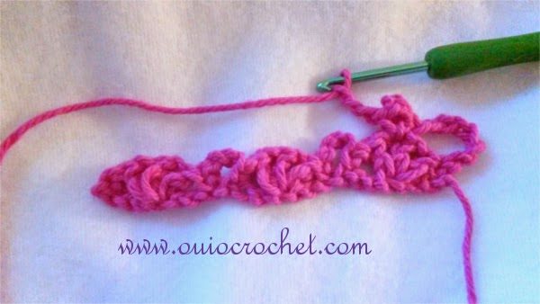Crochet, Crochet Stitch Tutorial, Open Shell and Picot Stitch, Open Shell and Picot Stitch Crochet Tutorial, Crochet Resources,