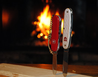 Swiss Army victorinox and wenger