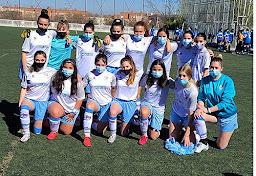 Fútbol Aranjuez Femenino Ancora