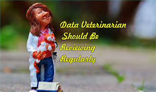 Data Veterinarian Should Be Reviewing Regularly