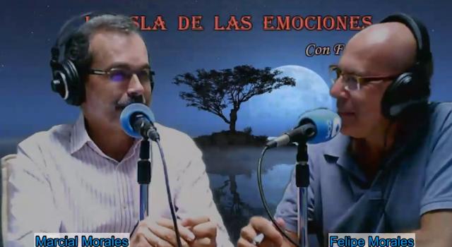 Marcial Morales viajó hoy al programa de la Cope Fuerteventura  la Isla de Las Emociones