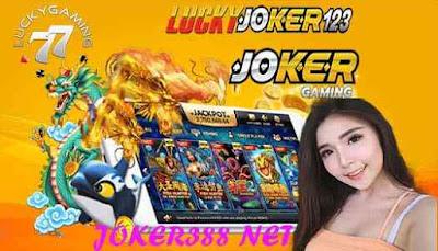 JOKER388 NET JUDI SLOT ONLINE TERPOPULER