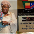 Former First Lady, Patience Jonathan receives international award as 'Mother Of Peace'
