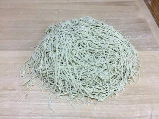 わかめ麺(細麺)