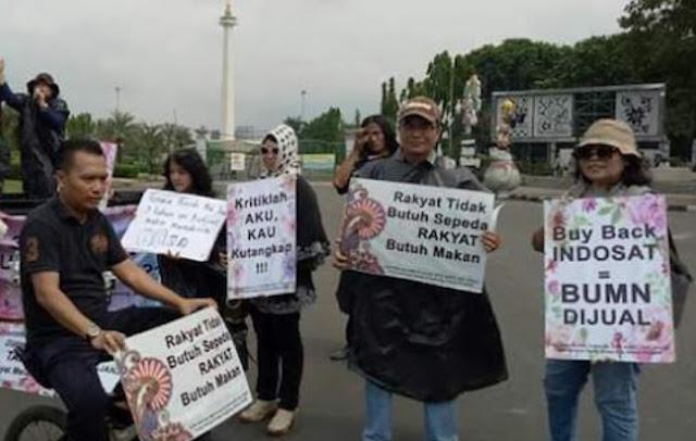 Iwan Sumule: Janjinya Mau Buyback Indosat, Sekarang Malah Pertamina Mau Dijual