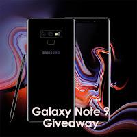 Castiga un Samsung Galaxy Note 9 128GB