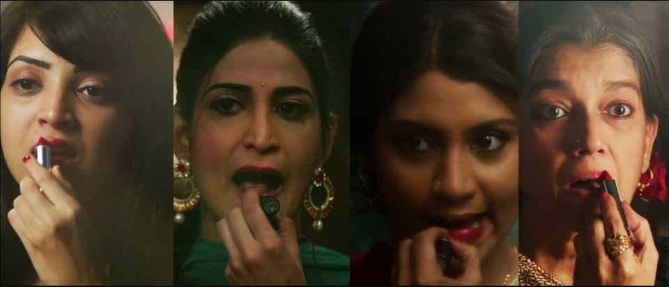 Konkana Sen Sharma, Lipstick Under My Burkha, Hot, Censored Movie, Hot